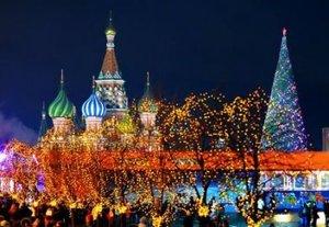 Увлекательные новогодние туры по России!