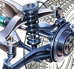 Амортизаторы Киа по ВЫГОДНОЙ цене! Большой выбор двигателей и запчастей к ним в компании «АвтоПорт»