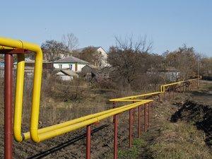 Строительство газопровода в Череповце