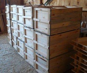Заказать деревянные ящики в Туле
