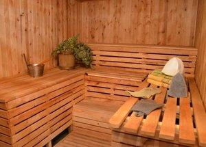 Уютная баня с бассейном в Туле