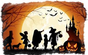 """Загородный клуб """"Бузим"""" приглашает всех с 26 по 28 октября на мистичискую вечеринку года - ХЭЛЛОУИН! Стоимость от 1640 руб! Туроператор Меридиан, 211-11-55, 211-11-77"""
