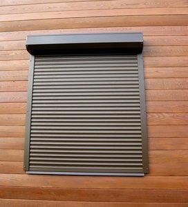 Роллеты или рольставни на окна - лучшая альтернатива металлическим решеткам!