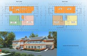 Проектирование детских садов в республике Коми