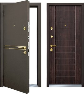Купить металлическую дверь недорого в Вологде