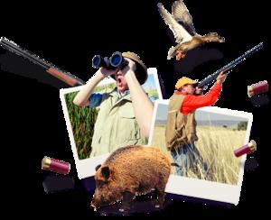 Купи принадлежности для охоты или рыбалки и получи дисконтную карту!