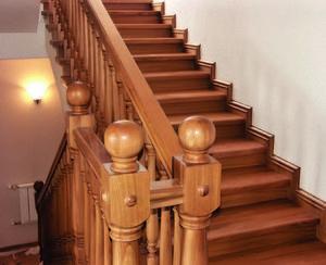 Заказать стильные перила для лестниц в Вологде