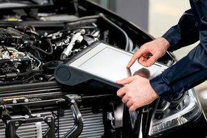 Диагностика двигателя на современном оборудовании
