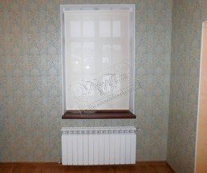 Рулонные шторы на окна системы Стандарт