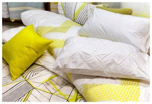 Домашний текстиль дешево и много