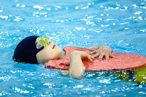 Обучение плаванию. У нас опытные инструктора!
