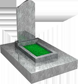 Надгробия в Череповце