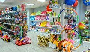 Большой детский магазин в Череповце