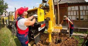 Бурение скважин на воду в Вологде и области