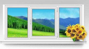Окна ПВХ в Сургуте: высокое качество, монтаж до одной недели!