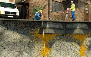 Восстановление фундаментов, усиление грунтов по технологии URETEK в Оренбурге