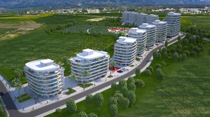 Проект с апартаментами от 5 700 тыс. руб. Северный Кипр