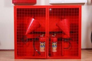 Какими бывают пожарные щиты?