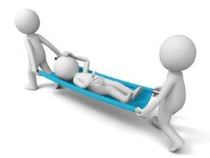 Перевозка лежачих больных по России