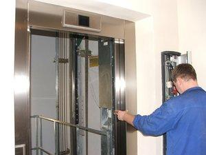 Обслуживание лифтов в Череповце.