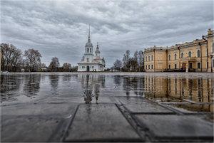 """""""Английская погода"""" в Вологде. . ."""