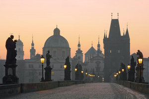 Прага из Новосибирска от 19 000 рублей