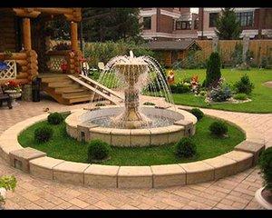 Проектирование и строительство фонтанов в Оренбурге