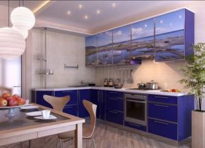 Фасады для кухни в Череповце