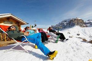 Италия - горнолыжные туры!