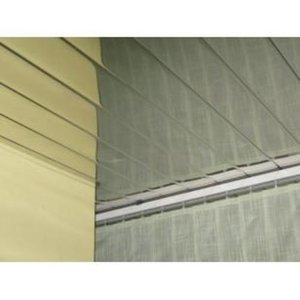 Реечный потолок в ванную – просто, выгодно, надежно!