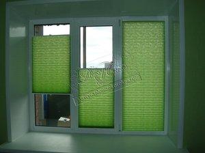 Где купить шторы плиссе?