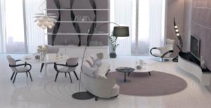 Дизайнерская мебель в Москве