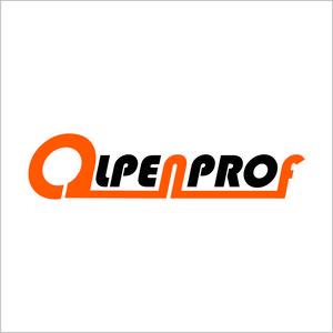 Новинка! 4-х камерный профиль AlpenProf!
