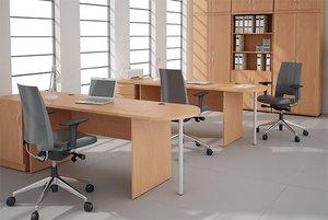 Офисная мебель на заказ в Оренбурге от Атлас-Мебель