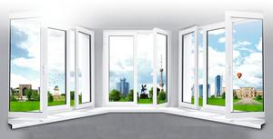 Гарантированно лучшие пластиковые окна в Оренбурге в компании Балкон 56!