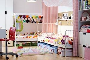 Мебель из Икеа в детскую по выгодным ценам