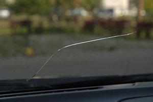 Трещина на стекле не проблема!