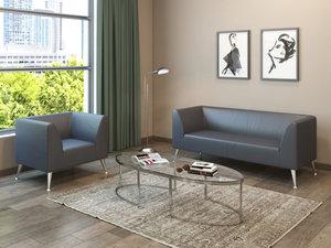 Офисные диваны. Большой выбор по доступным ценам!