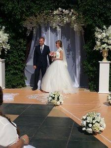Свадьба летом 2018. Цены на свадебный банкет