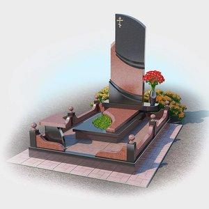 Преимущества 3D-моделирования памятников