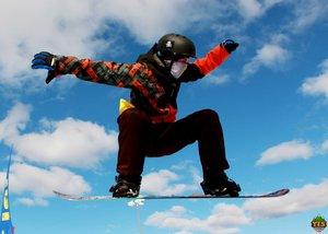 Открываем горнолыжный сезон в YES!