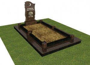 Установка памятников на могилы. Звоните!