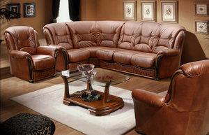 Новинка! Диваны и кресла из натуральной кожи. Скоро в продаже!