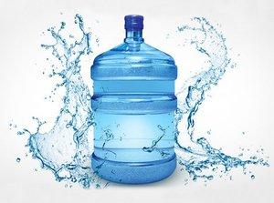 Как установить бутыль на кулер для воды?