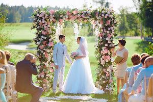 Свадьба на природе в Череповце