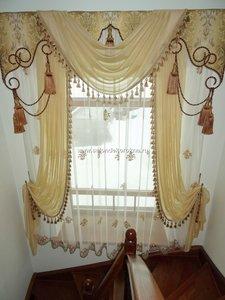 Купить шторы на окна в современном дизайне