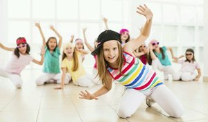 Секции танцев для детей