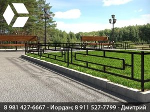 Барьерное ограждение для любых объектов в Ярославле и Ярославской области