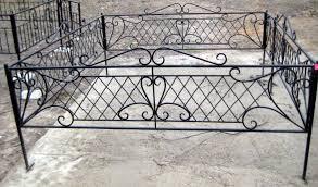 """Где заказать изготовление оградок в Орске? """"Обелиск"""" - сервис на высшем уровне!"""