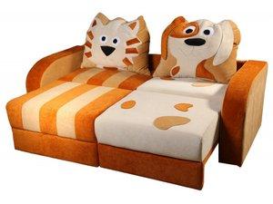 Большой выбор детских диванов в наличии и на заказ